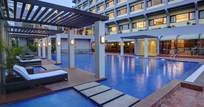star hotels in visakhapatnam